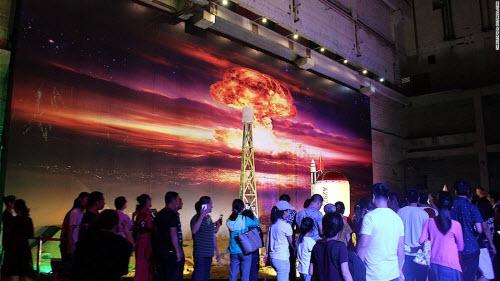 Khám phá nơi từng sản xuất bom hạt nhân của tq - 2