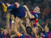 """Bóng đá - """"Đầu gấu"""" Messi trở lại: Mồi ngon, Pichichi & vì Neymar"""