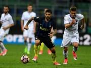 Inter Milan - Sampdoria: Quả penalty oan nghiệt