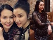 Ca nhạc - MTV - Choáng với bà xã Tuấn Hưng sau nửa tháng sinh con