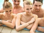 Thế giới - Ra mắt CLB bơi khỏa thân đa giới tính ở Anh