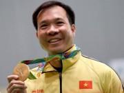 """Tin thể thao HOT 4/4: Hoàng Xuân Vinh  """" hâm nóng """"  SEA Games"""