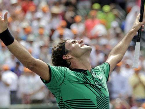 """Tin thể thao 5/4: Federer tiết lộ mục tiêu """"số 1"""""""