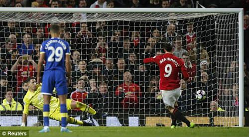 MU - Everton: Bước ngoặt phút bù giờ - 1