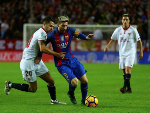 "Barcelona - Sevilla: Chờ siêu sao Messi ""bung lụa"" - 1"