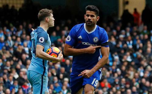 """Chelsea - Man City: """"Đại pháo"""" so tài tranh ngôi vua - 1"""
