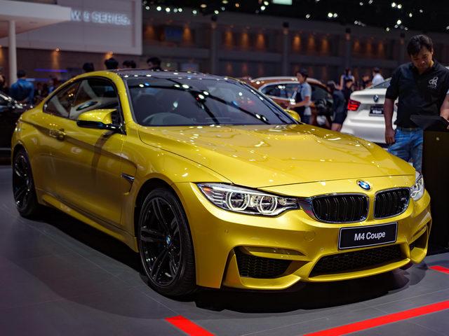 BMW M4 2018 hoàn toàn mới ra mắt tại Thái Lan