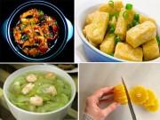 Ẩm thực - Thực đơn 4 món đơn giản mà hút cơm vô cùng