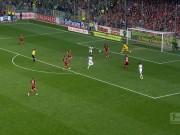 Bóng đá - Bàn thắng đẹp V26 Bundesliga: Ngẫu hứng hóa siêu phẩm