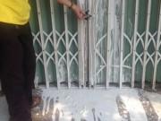 An ninh Xã hội - Chém người nhà con nợ sau khi khủng bố bằng sơn