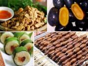 Những món ngon nghe lạ tai, ít người biết của Phú Thọ