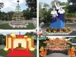 Thỏ Trắng Tinh Hoa Đất Việt tưng mừng đại lễ giổ tổ Hùng Vương  & amp; 30/04 - 01/05