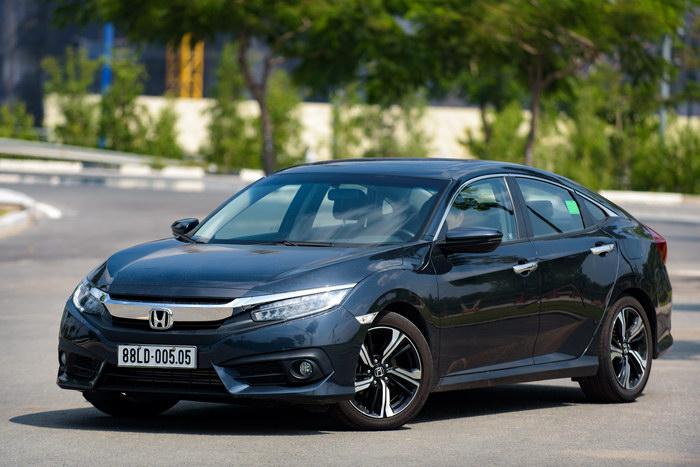 Honda Civic 2017 tại Việt Nam: Khi đam mê trở lại - 1