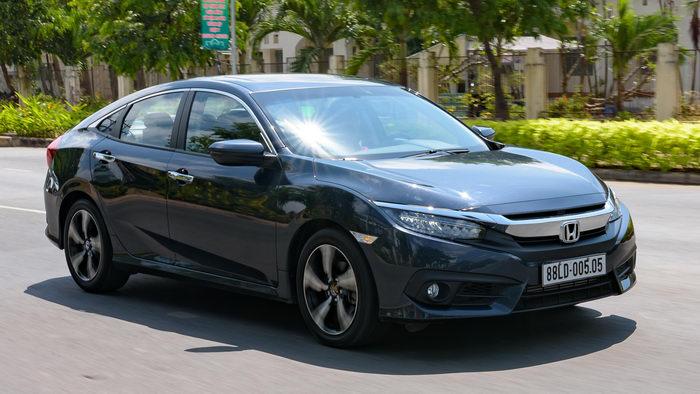 Honda Civic 2017 tại Việt Nam: Khi đam mê trở lại - 6