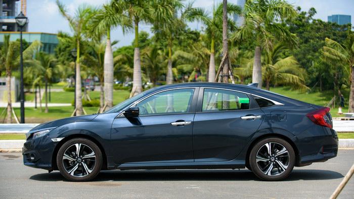Honda Civic 2017 tại Việt Nam: Khi đam mê trở lại - 4