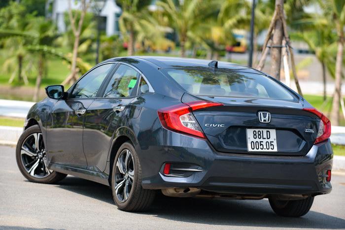 Honda Civic 2017 tại Việt Nam: Khi đam mê trở lại - 5
