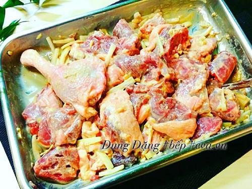 Lẩu vịt nấu chao tuyệt ngon cho ngày nghỉ lễ - 2