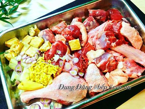 Lẩu vịt nấu chao tuyệt ngon cho ngày nghỉ lễ - 1
