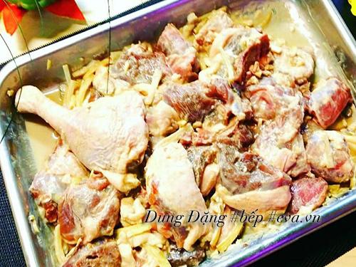 Lẩu vịt nấu chao tuyệt ngon cho ngày nghỉ lễ - 3