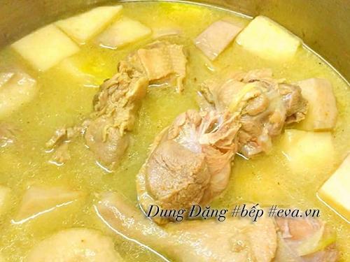 Lẩu vịt nấu chao tuyệt ngon cho ngày nghỉ lễ - 7