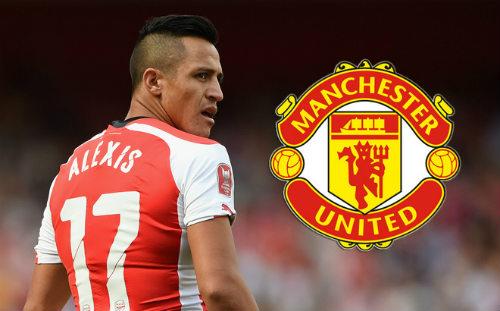 Chuyển nhượng MU: Số 7 hoàn hảo Alexis Sanchez