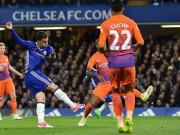 Chi tiết Chelsea - Man City: Bỏ lỡ đáng tiếc (KT)
