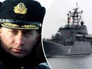 """Thế giới - Siêu vũ khí Nga khiến tàu chiến """"không thể bị đánh chìm"""""""