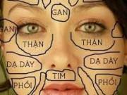 """Sức khỏe đời sống - """"Bắt bệnh"""" qua những đặc điểm trên khuôn mặt"""