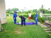 Tin tức trong ngày - Đi câu cá, tá hỏa phát hiện xác người dưới sông Sài Gòn