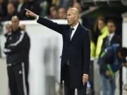 """Bóng đá - Real đá derby Madrid: """"Rối trong, loạn ngoài"""" đau đầu Zidane"""