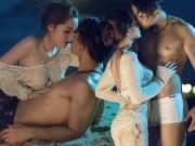 """Ca nhạc - MTV - Hồ Quang Hiếu phải """"dè chừng"""" vì dàn trai đẹp diễn bạo với Bảo Anh"""