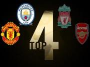 """Bóng đá - Top 4 Premier League: 2 """"mồi ngon"""" chờ 4 """"sói đói"""""""