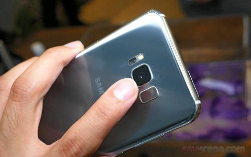 Samsung sử dụng 2 cảm biến khác nhau cho camera Galaxy S8 - 1