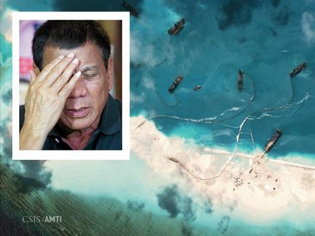 """Ông Duterte ra lệnh đưa quân đến đảo """"trống"""" ở Trường Sa"""