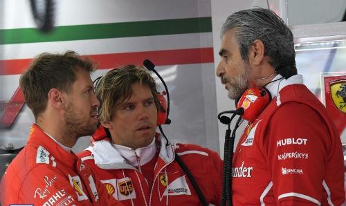 F1 - Chinese GP: Khốn khổ vì thời tiết, lo có đại nạn - 1