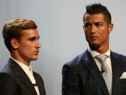 Bóng đá - MU làm rối derby Madrid: Vì Ronaldo & Griezmann