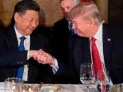 Trump có ý gì khi phóng tên lửa ngay sau ăn với ông Tập?