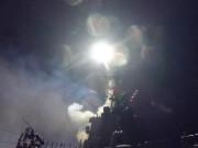 Căn cứ Syria tan hoang sau khi bị tên lửa Mỹ oanh tạc