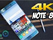 Lộ Galaxy Note8 đang được phát triển