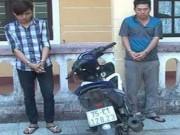 An ninh Xã hội - Nam sinh viên cướp vàng táo tợn giữa phố
