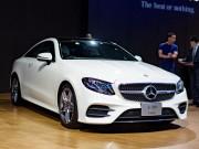 Tin tức ô tô - Mercedes E-Class Coupe giá 2,6 tỷ đồng đẹp mê hoặc