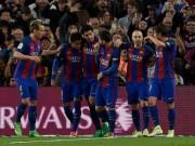 """Barca và chiến công lịch sử: Bản lĩnh  """" đấng tối cao """""""