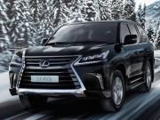 Tư vấn - Lexus LX450d ra mắt, giá 7 tỷ đồng
