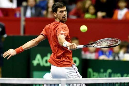 Tin thể thao HOT 8/4: Djokovic trở lại đầy thuyết phục - 1