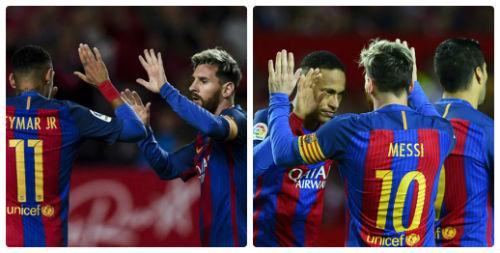 """Cuộc chiến Neymar - Messi: Thua """"ông trùm"""", Neymar chạy sang Anh?"""