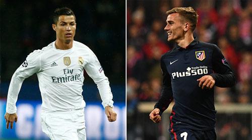 Real Madrid - Atletico Madrid: Sân khấu của ngôi sao - 1