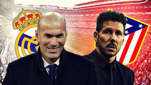 Real Madrid - Atletico Madrid: Sân khấu của ngôi sao - 2
