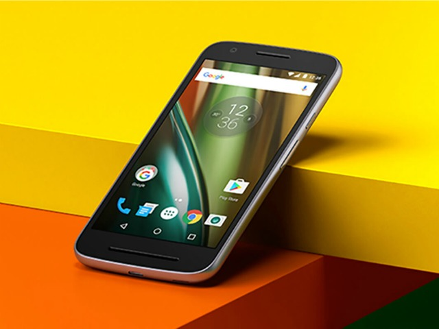 "Smartphone pin ""khủng"" 5000 mAh của Motorola sắp xuất hiện"