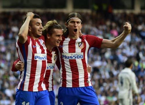 Real Madrid - Atletico: Siêu sao tỏa sáng kịp lúc - 3