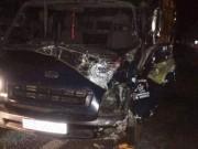 Tin tức trong ngày - Xe tải tông xe máy, hai nam thanh niên chết thảm